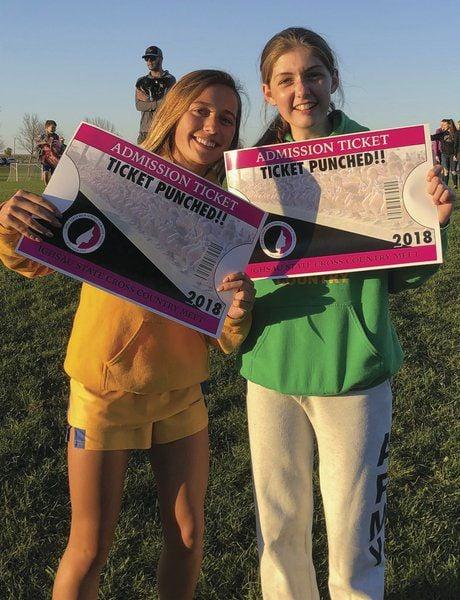 Big runs send local athletes to Fort Dodge