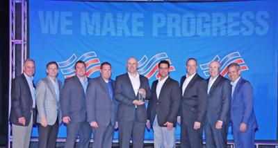 LyondellBasell Clinton Complex honored for safety
