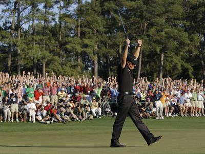 Masters Anniversaries Golf