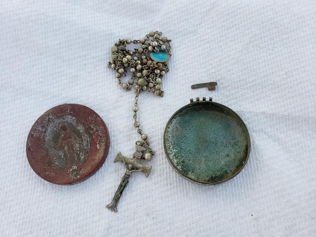 Diana Borja's rosary