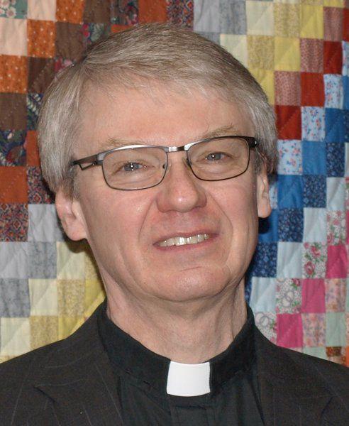 Luepke is Zion's new pastor
