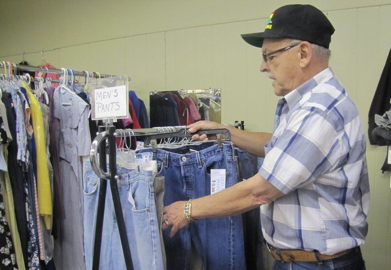 Donations on the rise at area thrift stores
