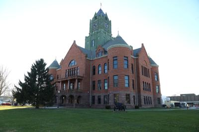 county courthouse full view