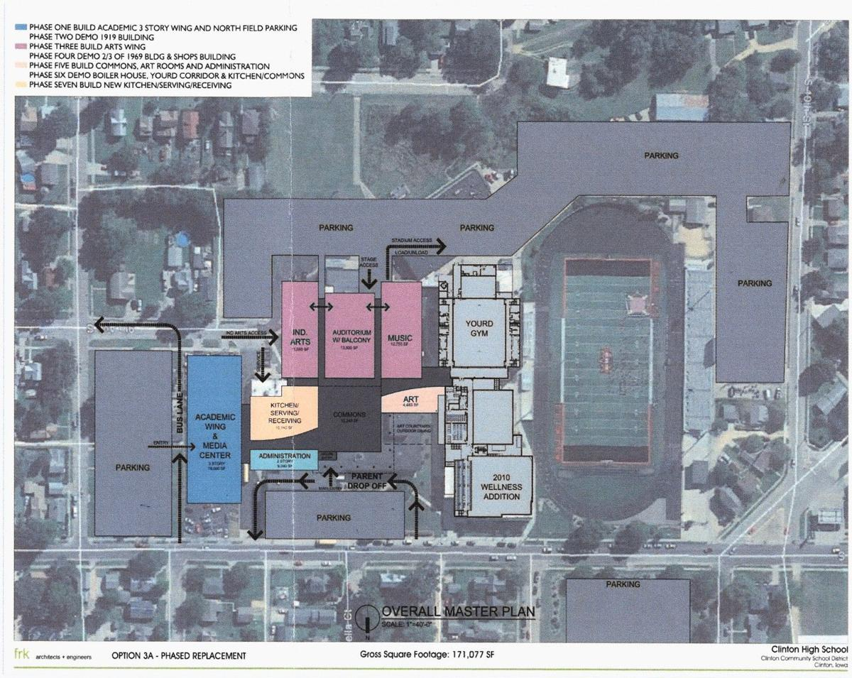 CHS renovation drawing