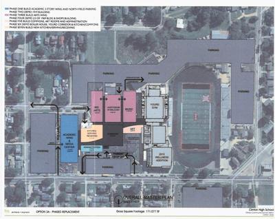 CHS renovation drawing