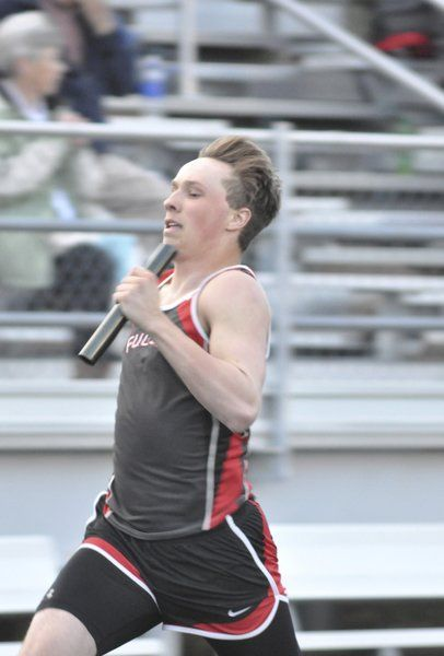 Steamers repeat at Fulton Relays