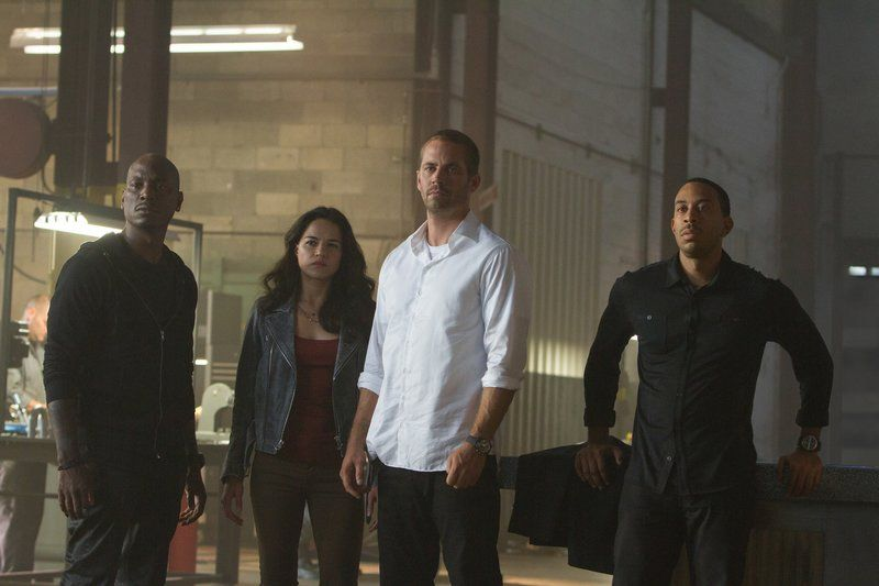 'Furious 7' keeps speed tops box office with $60.6 million