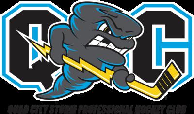 Quad City Storm Logo