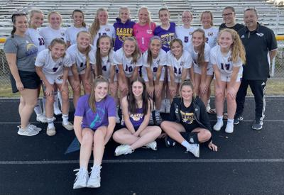 Central DeWitt girls soccer