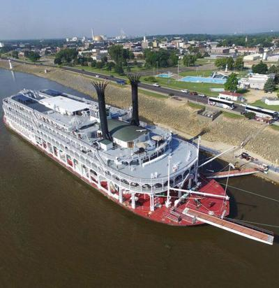 The historic American Queen