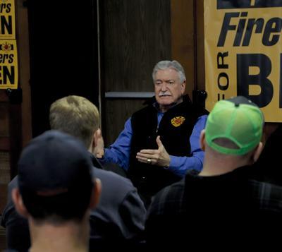 harold schaitberger, general president, international association of fire fighters