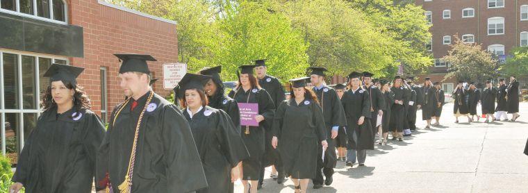 Ashford graduation