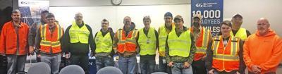 Students, parents tour local manufacturing facilities