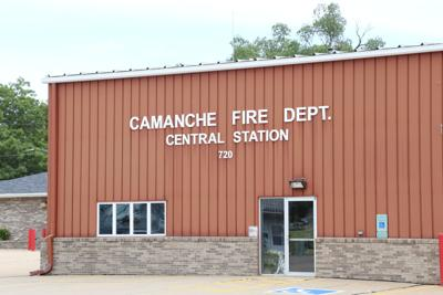 camanche fire department