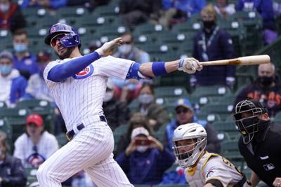 Cubs Bryant Resurgence Baseball