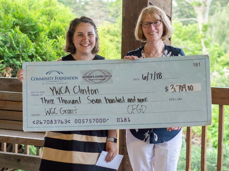 Clinton nonprofits receive awards