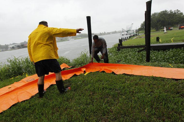 Tropical Storm Lee