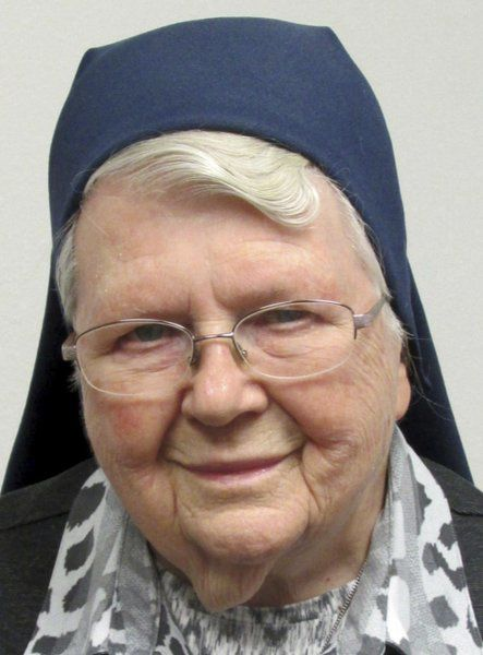 Nun to celebrate 70 years as a Sister of Mercy