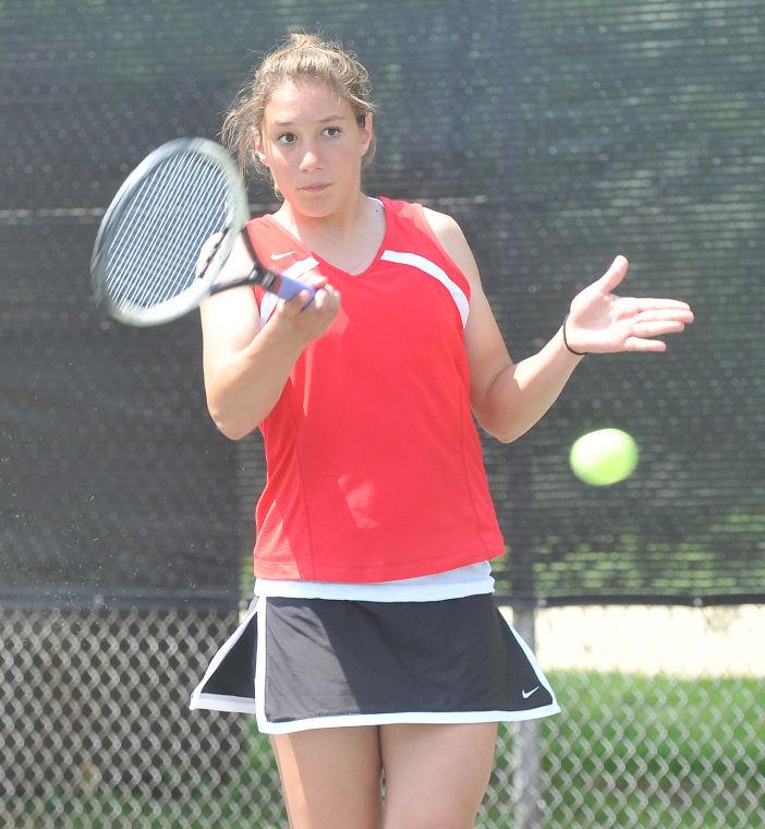 CHS tennis