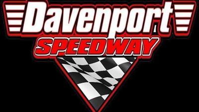 Davenport Speedway logo