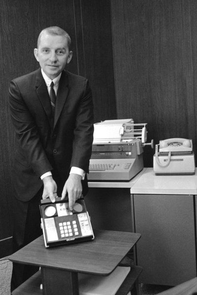 H. Ross Perot rose from poverty to self-made billionaire