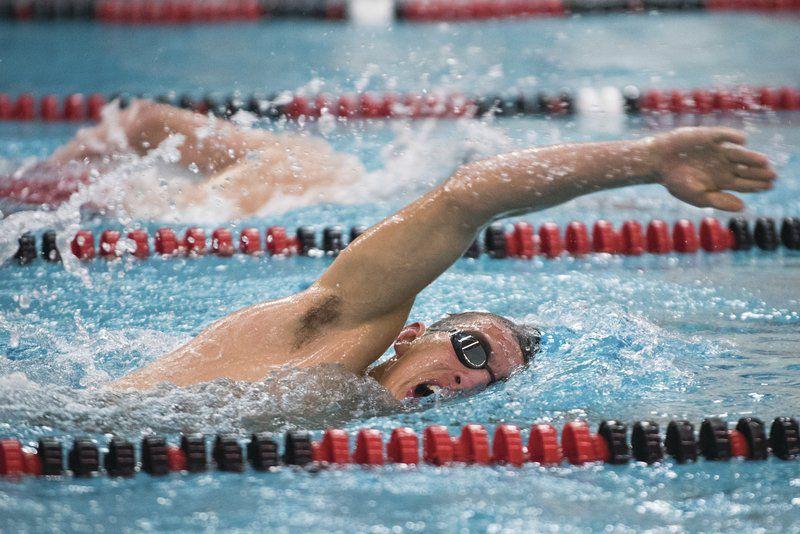 Swimming: Kings take positive steps