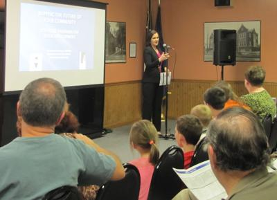 Committees begin shaping Fulton's future