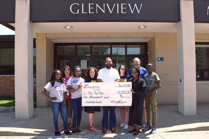 Ascentra Credit Union Foundation awards $17,000 in grants