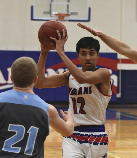 Patel, Empen named to Class 2A All-State teams