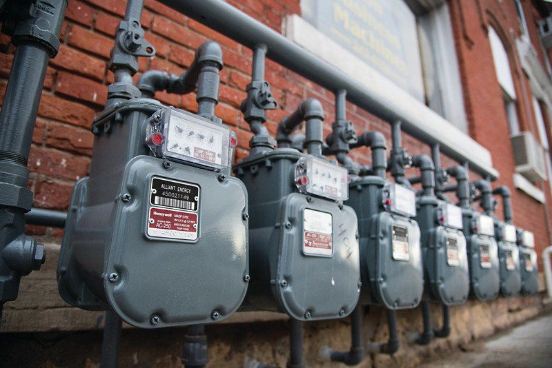 Smart meter installation continues