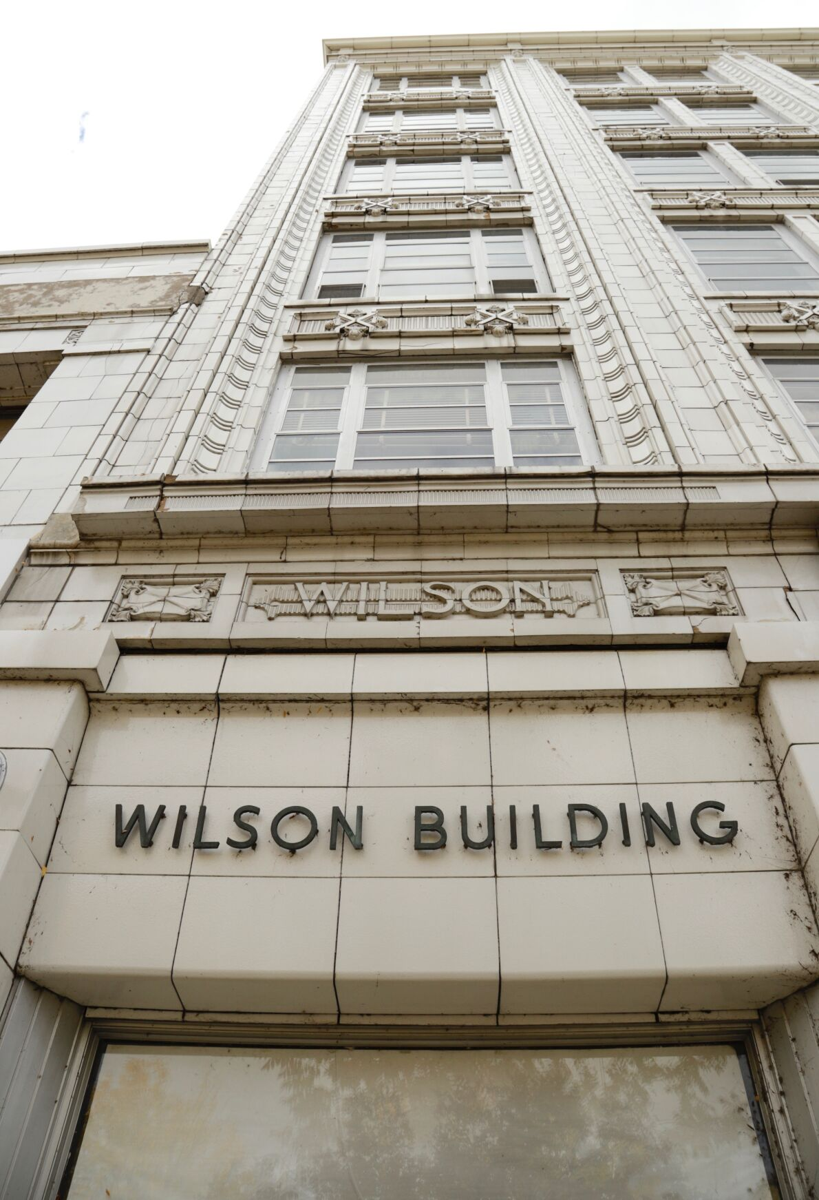 wilson building strong vertical