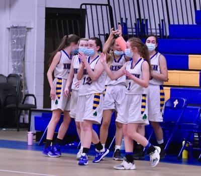 Prince of Peace girls basketball