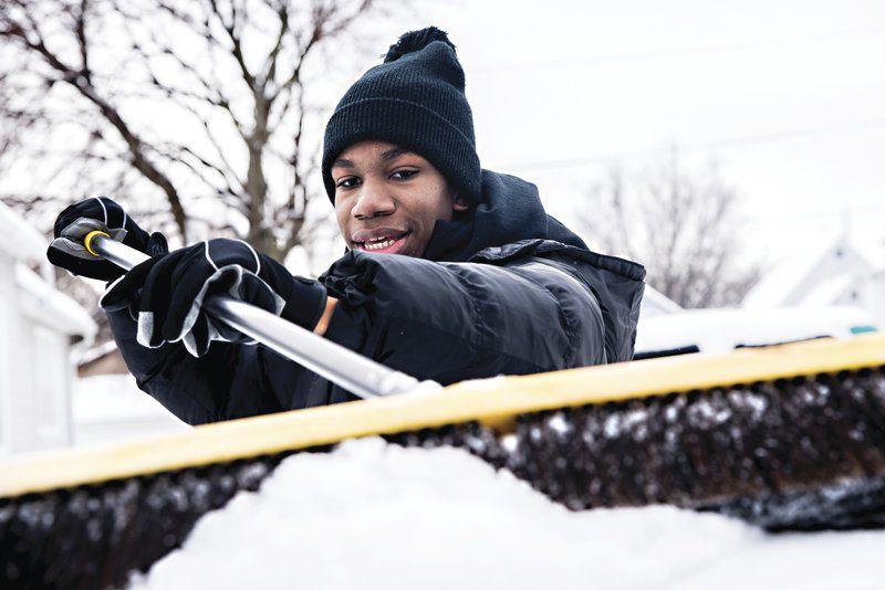 Snowfall breaks record