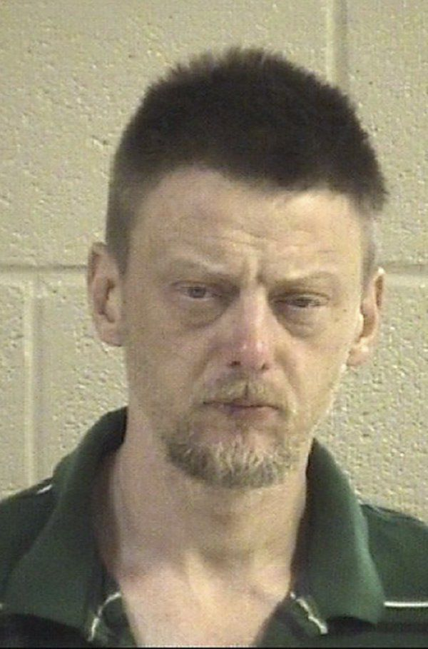 Georgia man caught 'huffing' Freon in the middle of the