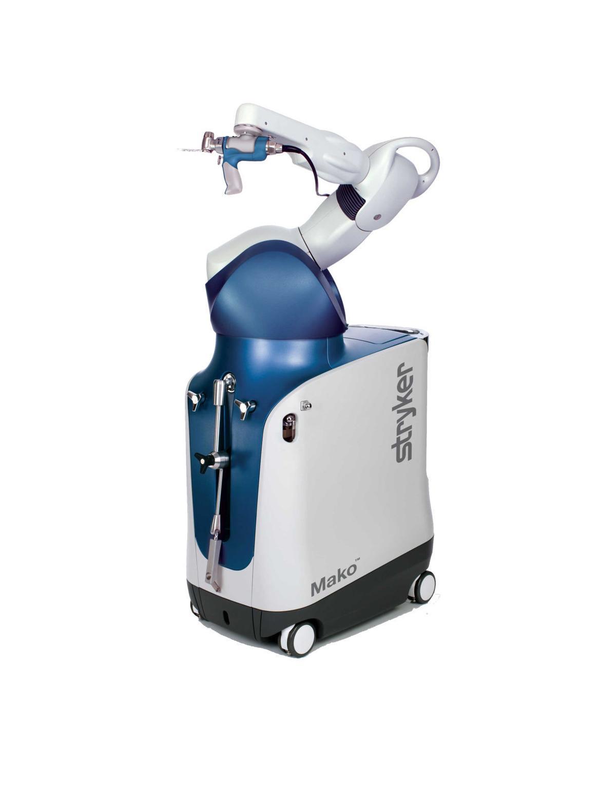 Robotic arm tech