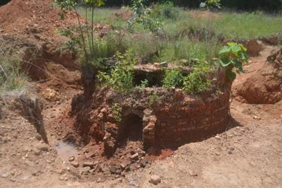 Unearthing history: Old pottery kiln discovered on Alabama farm