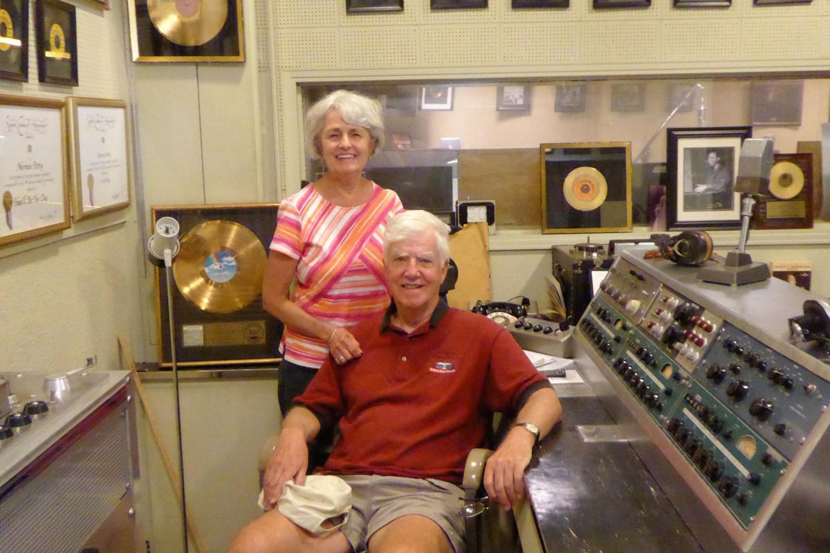 Kay and David Scott