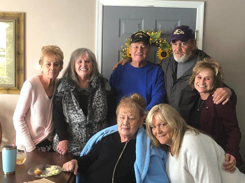 Thankful for a family he never knew he had: At age 73, Lowndes County man learns he has nine siblings