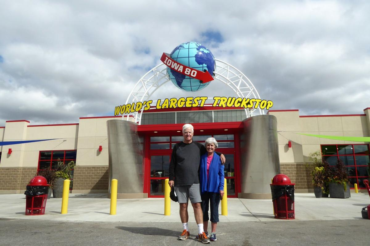 Internet Truckstop Classic >> Stopping At A Most Unusual Truck Stop Cnhi Cnhinews Com