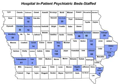 Five Day Wait For Mental Health Bed Not Uncommon In Iowa Cnhi