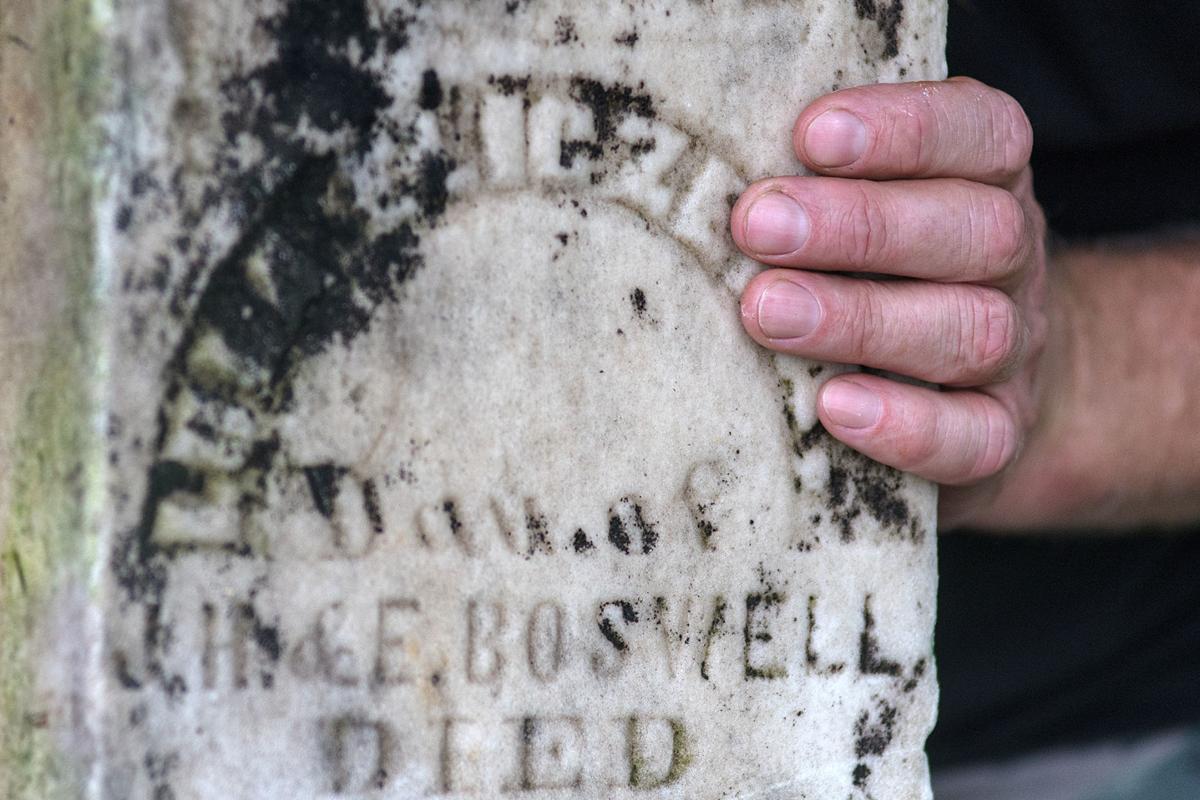 The good cemeterian: Volunteer brings new life to forgotten