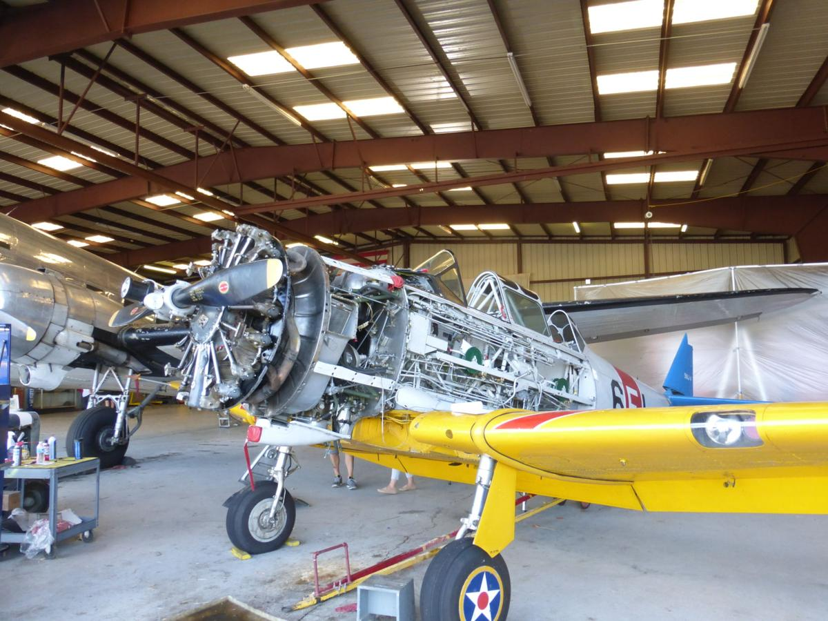 TRAVEL: Wings over Texas, with visit to squadron of the