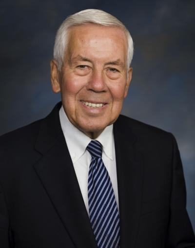 Retired U.S. Sen. Richard Lugar