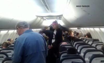 Scorpions on a plane
