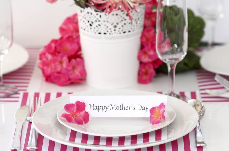 Treats for mom on Mother's Day