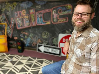 Meridian Pastor Todd Tilghman: The man behind 'The Voice'