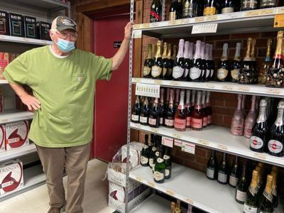 State sees 'unprecedented' alcohol demand; sales up at Meridian stores