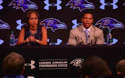 Ray Rice cut