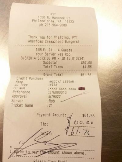 Bad tip?