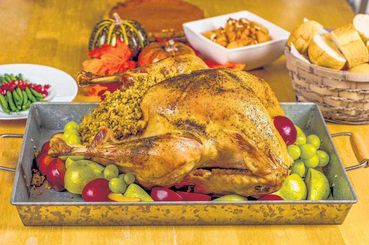 Food, family and fun are the key ingredients for Thanksgiving